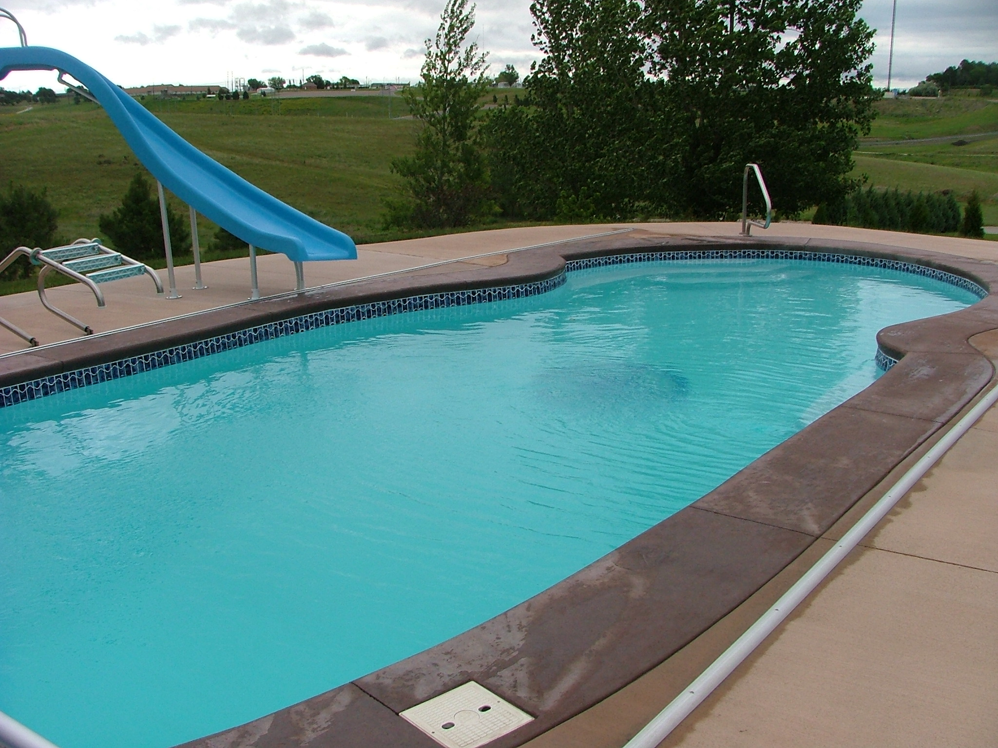 Our work arnold pool company nebraska pool spa for Pool companies